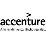 Logo Accenture Negro con AR 0.75X - Recorte
